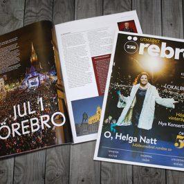O, Helga Natt och Rådhusets Julkalender i Utmärkt Örebro